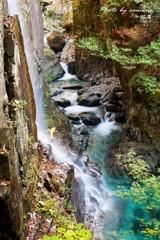 付知峡 観音滝 2