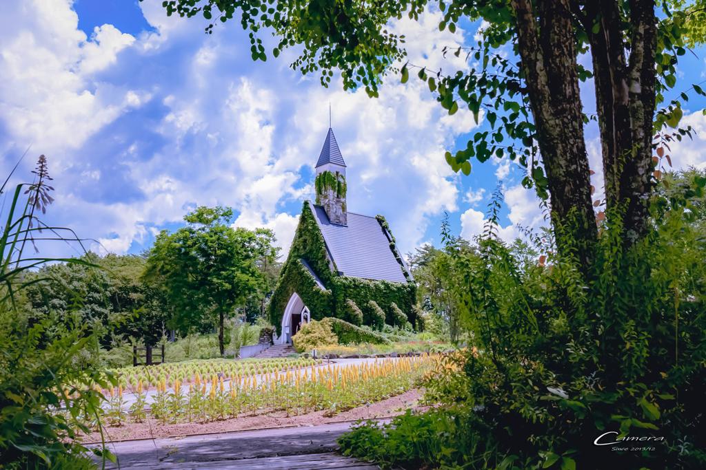 Summer church