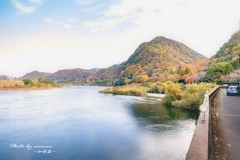 Fine day in autumn 2