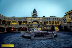 夕闇せまるゼフィロス広場 1
