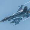 千歳基地航空祭 AGGデモ(F-2)