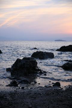森戸海岸 2