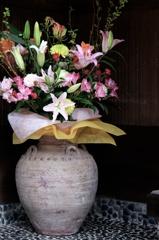 花のおもてなし