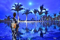 Blue Night のファンタジー