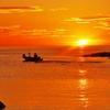 出漁 日本海