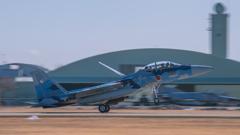 假想敌部队的F-15鷹式戰鬥機百里基地巡回教導・・・22
