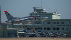 假想敌部队的F-15鷹式戰鬥機百里基地巡回教導・・・37