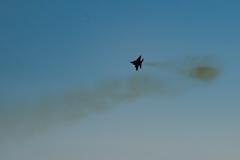 假想敌部队的F-15鷹式戰鬥機百里基地巡回教導・・・53