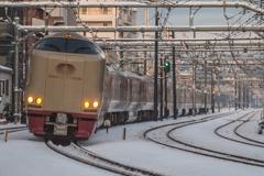 首都圏4年ぶりの大雪・・・16