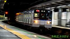 電車通勤・・・7