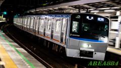電車通勤・・・8