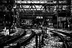 JR甲府駅・・・