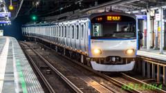 電車通勤・・・2