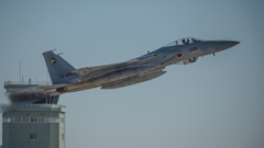 假想敌部队的F-15鷹式戰鬥機百里基地巡回教導・・・29