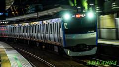 電車通勤・・・3