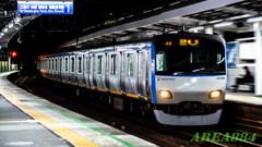 電車通勤・・・5