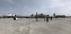 P-3Cをカッコよく撮る会