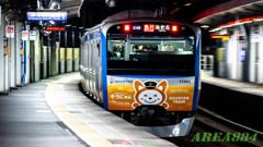 電車通勤・・・4