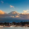 天空の富士
