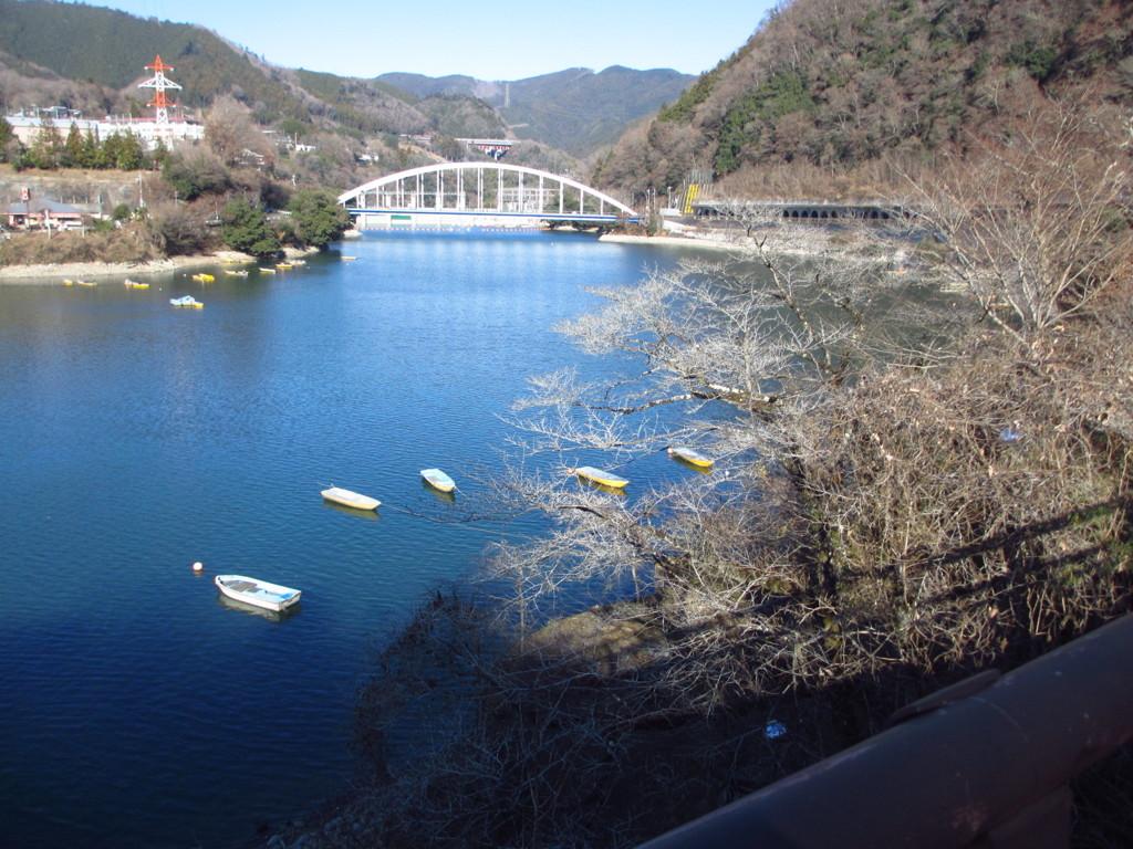 相模湖&相模湖大橋