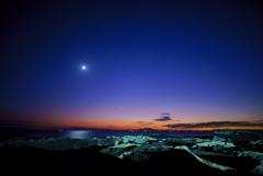 城ヶ島 夕景