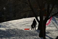 道産子の冬