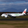 JAL A350 3号機 @CTS (^^♪