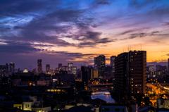 Beautiful Osaka