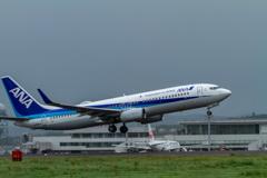 ANA326 Departure to Nagoya