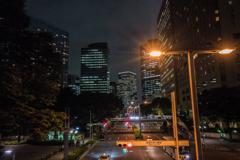新宿中央公園前