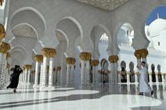 Sheikh Zayed Grand Mosque 09 (Abu Dhabi)