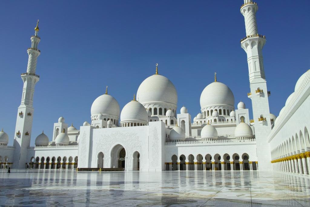 Sheikh Zayed Grand Mosque 03 (Abu Dhabi)