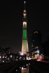 Tokyo Skytree (X'mas ver)
