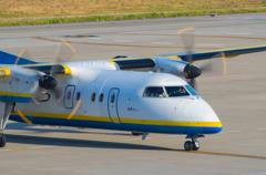 RAC DHC-8 南ぬ島 石垣空港