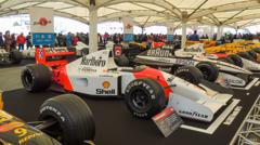 HONDA F1復活祭