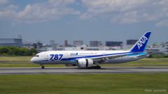 Boeing 787-8 Dreamliner ②