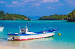 石垣島の美ら海 川平湾