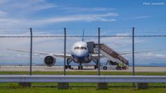787ドリームライナー ZA001号機 ①