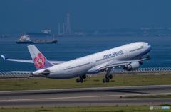 China Air B-18309