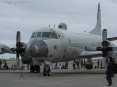 哨戒機 P-3C