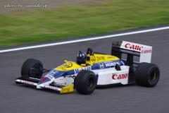 マクラーレン・ホンダ FW11