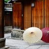 石塀小路☆岐阜和傘