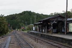 田舎の駅1