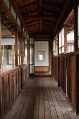 古民家の廊下