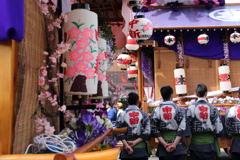 愛知県知立市の祭り2