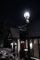 北の森のティーハウス (冬のともしび)