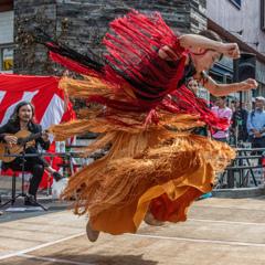 スペイン舞踊団DANZAK