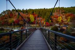 風の谷の橋