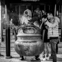 Ordinary incense burner