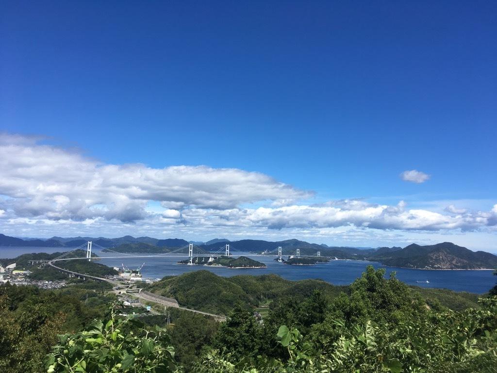 近見山からの今日の空 ②